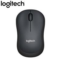 Logitech 羅技 M221 無線靜音滑鼠 黑