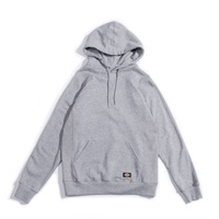 Dickies 素色帽T 灰 | TDH17212