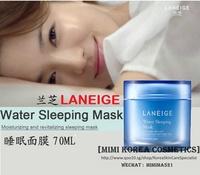[Amore Pacific] [LANEIGE] Laneige Water Sleeping Mask 70ml / Overnight Skin Care / Moisture / Brighten / 兰芝睡眠面膜 / Korea Cosmetics
