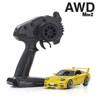 《飛達RC專門店》kyosho MINI-Z AWD 頭文字D INITIAL-D MAZDA RX-7 FD3S