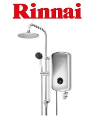 RINNAI REI-B330DPR-SV INSTANT HEATER WITH DC INVERTER BOOSTER PUMP