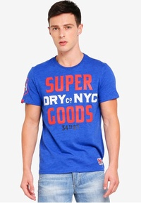 Superdry 34TH St Tee