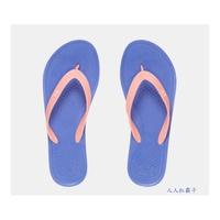 優惠價 UA 女生 拖鞋 Atlantic Dune 人字拖 夾腳拖鞋 1252540-591 暗藍