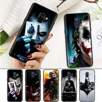 Black Silicone Soft Case Cover for Samsung Galaxy A7 A70 A50 A40 A30 A20 A10 A8 A9 A6 2018 Plus 2018