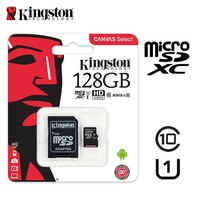金士頓 128G 256G Kingston CANVAS Select micro SDXC C10 U1 TF記憶卡