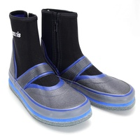 [ ZENIS ] 高級防滑釘鞋 磯釣釘鞋 釣魚釘鞋 毛氈底加釘 菜瓜布底 溯溪鞋 台灣製造