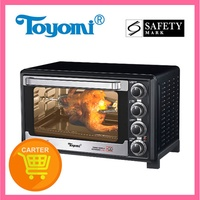 Toyomi TO 2311RC Electric Convection Oven 23L - 1 Year Warranty