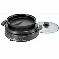 TIGER 虎牌 多功能鐵板電火鍋 CQE-A11R(電烤盤特賣)