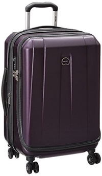(DELSEY Paris) Delsey Luggage Helium Shadow 3.0 21 Inch Carry-On Exp. Spinner Suiter Trolley-
