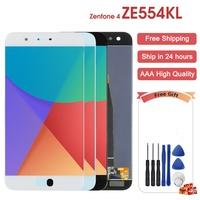 原裝螢幕總成 適用華碩 ASUS Zenfone 4 ZE554KL 液晶螢幕 液晶觸摸顯示屏 全新現貨