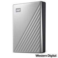 WD My Passport Ultra 4TB 2.5吋USB-C行動硬碟 蝦皮24h 現貨