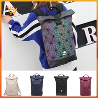 50*35*11cm Adidas Bags Issey Miyake 3D Outdoor Travel Backpack School Student Bag