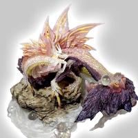 ♡155cm♡天眼泡狐龍 CBF 模型 - 魔物獵人 世界 XX 盒玩 收藏 模型 轉蛋 CAPCOM