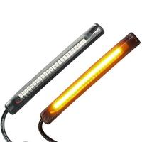 LED橡膠方向指示燈10cm 24LED GSX-R1000 GSX-R750 RG500γRGV250γ伽馬GSX250R SKYWAVE天波伯格曼ADDRESS地址V125 Gemma IM-Trading Rakuten Ichiba Shop