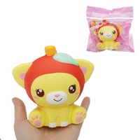 Squishy Ketty Cat 11cm Slow Rising Animal Toy Gift Collection With Packing