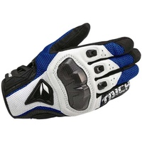 DualX RS Taichi RST391 Mens Perforated leather Motorcycle Mesh Gloves- XL size (...)