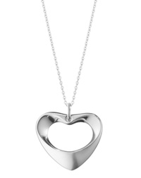 GEORG JENSEN HEARTS OF GEORG JENSEN 愛心項鍊(大)