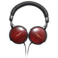 【搖滾玩家樂器】全新 Audio-technica 鐵三角 公司貨 ATH-ESW9 耳機外殼採用純淨高品質的「African Paddock」原木製成