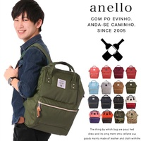 100%Authentic ⊥ anello backpacks anello tote bag anello handbag shoulder bag the new colors and  des