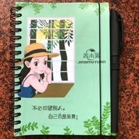 菁木源發行 瘦身記錄小手冊