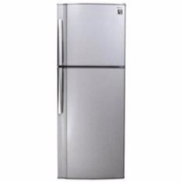 Sharp 2 Door Fridge SJ D34T 251L