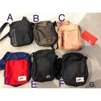 NIKE 小方包 單肩包 側背包 斜背包 旅行小包 工裝 工作風 軍裝 撞色 迷彩 正品