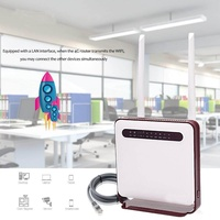 Unlocked Wifi Routers 4G LTE CPE Mobile Router with LAN Port Support SIM card Portable Wireless Router WiFi Router