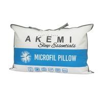 AKEMI Sleep Essentials Microfil Pillow