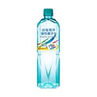 台鹽海洋鹼性離子水600ml【Tomod's】