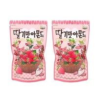 【Toms Gilim】草莓奶茶杏仁果210g 分享包(2入組C-001-03)