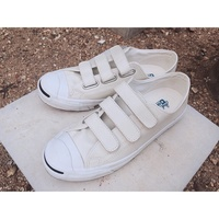 Converse Jack Purcell V-3 Leather Japan Edition Size 6.5 USA