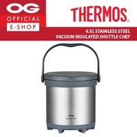 Thermos 4.5L Stainless Steel Vacuum Insulated Shuttle Chef