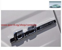 BC/Mercedes Benz C class E class C63 E63 AMG converted 6.3 AMG logo side mark leaves board standard