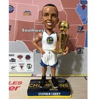 NBA公仔 金州勇士隊 Stephen Curry 搖頭公仔 全新含盒