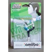 【月光魚 電玩部】amiibo Wii Fit 訓練員 任天堂明星大亂鬥 NFC Wii U WiiU 3DS