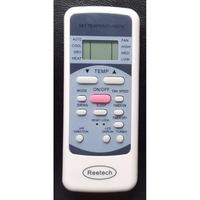 GFW Replacement Midea Air Conditioner Remote Control R51m / E R51d R51d/ E R51m / Bge R51h / C