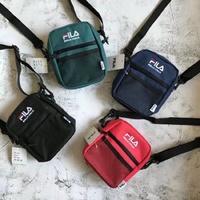 ⭐️少量限貨⭐️韓國 代購 FILA 腰包 FILA 小腰包 側背包 FILA 多拉鍊 側背包 運動腰包 Fila