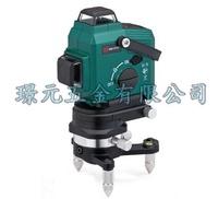 HU-310G全周式360度綠光墨線雷射儀 可貼磨基墨線儀/雷射水平儀/雷射墨線儀 HU310G【璟元五金】