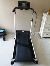 I-running Treadmill electric - Foldable