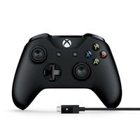 微软Xbox One S手柄 新款游戏手柄 蓝牙手柄Xbox one手柄 无线 有线steam手柄震动全面战争三国 只狼