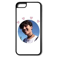 Bts Pangdan Boys Jhope cute Phone Case for Iphone 4/4s/5/5s/5c/6/6s/6plus/6splus/7/7plus Samsung Gal