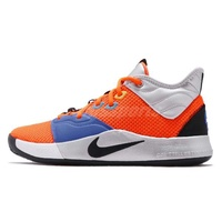 Nike PG 3 NASA 橘 黑 美國太空總署 Paul George 男鞋 籃球鞋 CI2667-800【ACS】