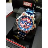 【INVICTA X MARVEL】Invicta 26983 英威塔 Marvel 漫威聯名 鋼索美國隊長