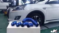JK Racing 精品 強化渦輪管 LUXGEN 納智捷 U6
