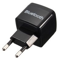 Bluetooth 3.0 Audio Aux Music Receiver 3.5mm Adapter Dongle w/USB Wall Charger EU