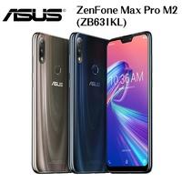 [指定店家最高23%點數回饋]華碩 ASUS  ZenFone Max Pro M2 (ZB631KL)_6.3吋 4G/128G-流星鈦/極光藍