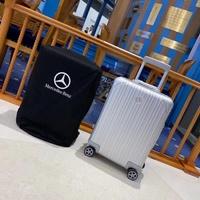 賓士行李箱登機箱歐洲進口20寸s級以上客戶才能擁有