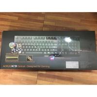 【現貨】 AORUS K9 Optical 鍵盤 紅軸 防潑水 RGB