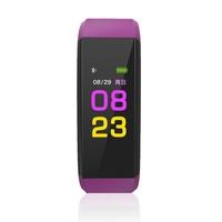 現貨彩屏智能血壓手環心率運動睡眠監測血氧手表小米2防水計步器
