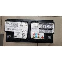 (二手中古電池) BMW原廠 AGM LN5 DIN90 (同60044) 汽車電池 數值漂亮,品項優 歐系車專用